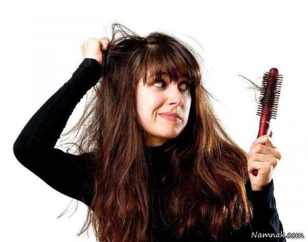 ریزش مو - رشدوتقویت مو با محلول دکتر نوروزیان