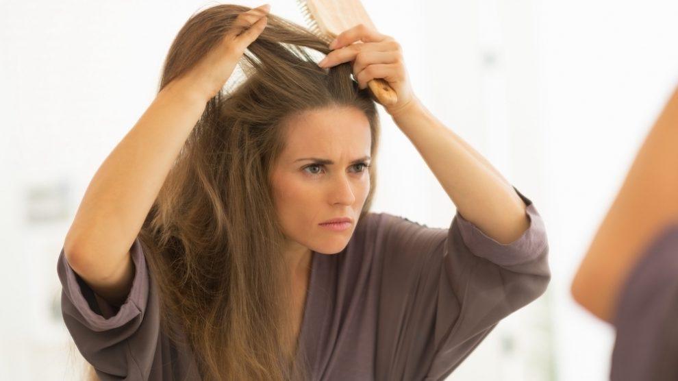 ریزش مو چیست و چه عللی دارد