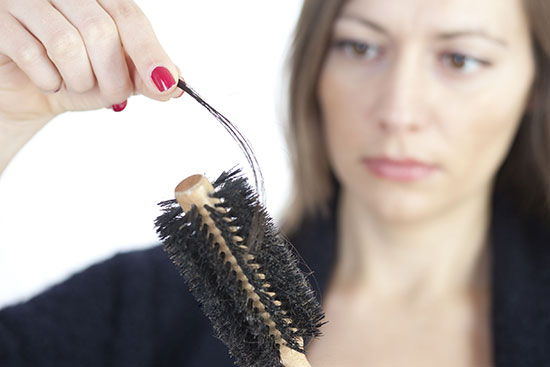 روشهای برای توقف ریزش مو