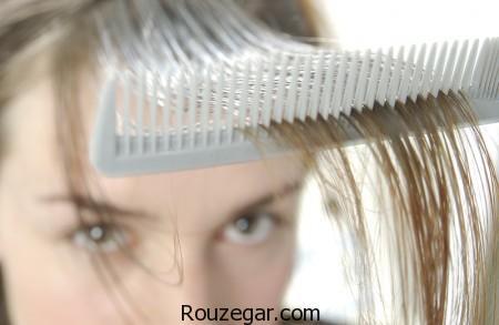 کاهش وزن سریع سبب ریزش مو می شود