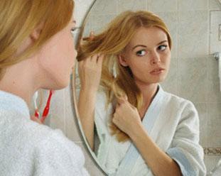 ریزش مو در زنان و دختران و روش های درمان