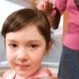 ریزش مو در کودکان به وضعیت جسمی کودک مربوط است