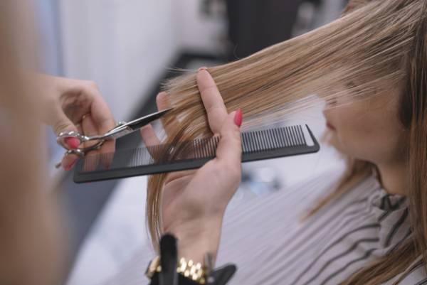 اصلاح موهای آسیب دیده