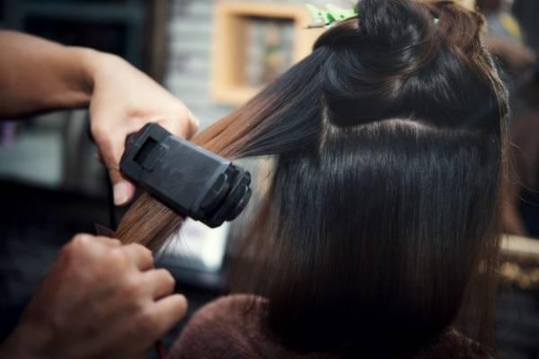 تاثیر حرارت بر موها