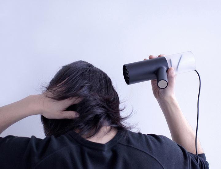 hair drying - موهای ضعیف و نازک جان ببخشید