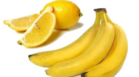 موز و لیمو